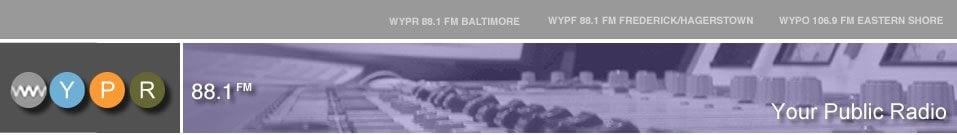 WYPR 88.1 FM