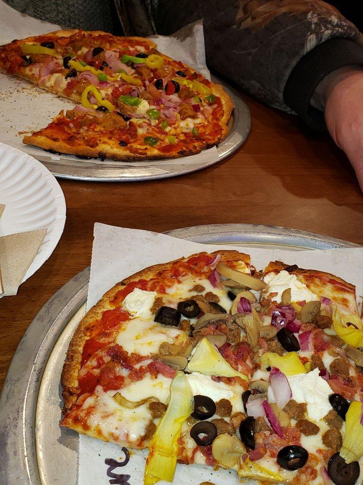 Rocket Fired Pizza: 1745 Kentucky Ave, Paducah, KY