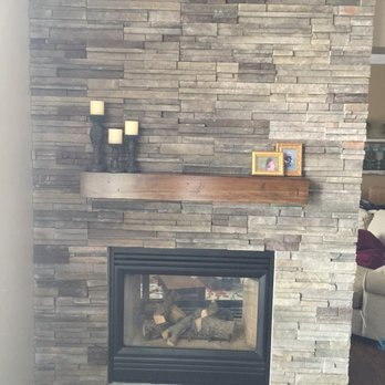 Stupendous Fireplace Stone Patio 48 Photos Building Supplies Home Interior And Landscaping Ferensignezvosmurscom