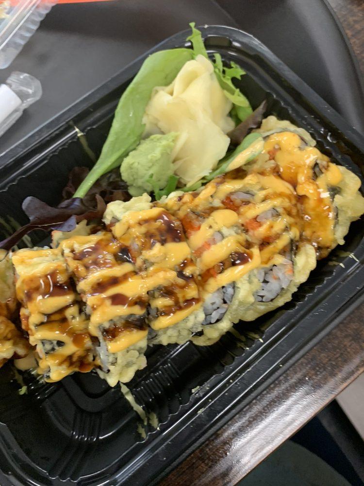 DJ Hibachi & Sushi: 549 S Chillicothe Rd, Aurora, OH