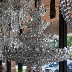 Photo Of Lux Lighting Ltd Duluth Ga United States Gorgeous All Crystal