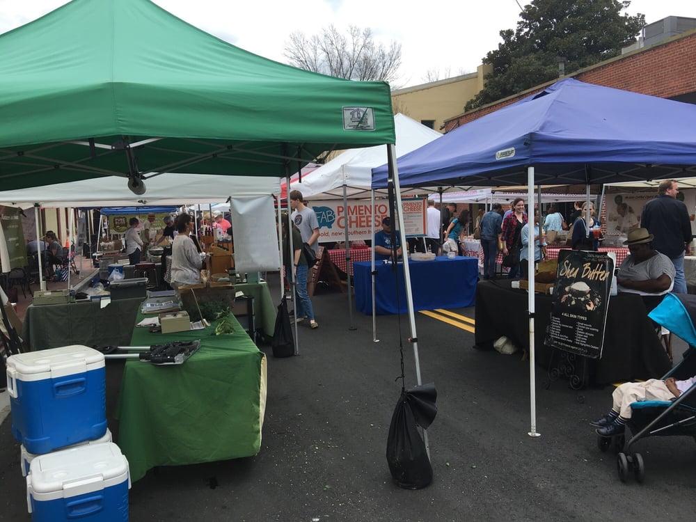 Marietta Square Farmers Market: 65 Church St, Marietta, GA