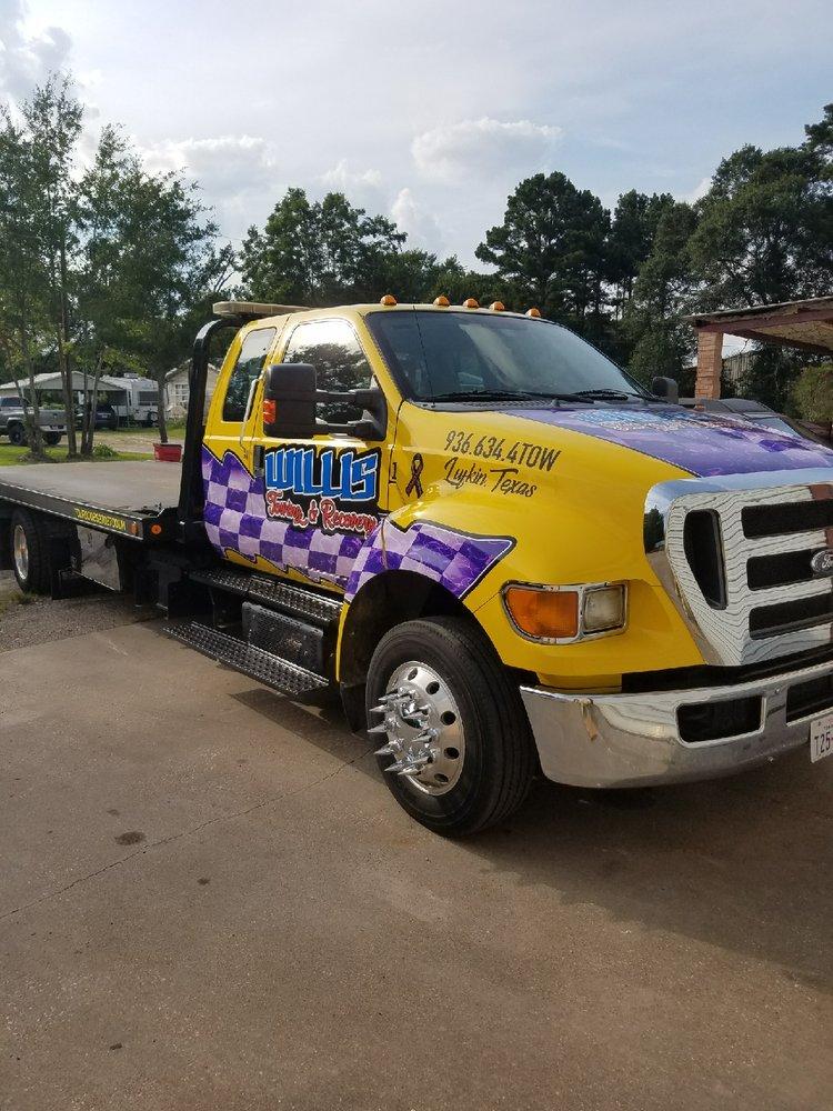 Willis Towing & Recovery: 1401 N Raguet St, Lufkin, TX