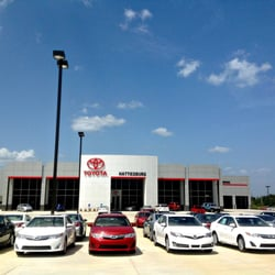 Toyota Of Hattiesburg >> Toyota Of Hattiesburg Auto Repair 6461 U S Hwy 98 Hattiesburg