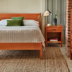 Photo Of Chilton Furniture   Freeport, ME, United States. Classic Shaker  Bed.