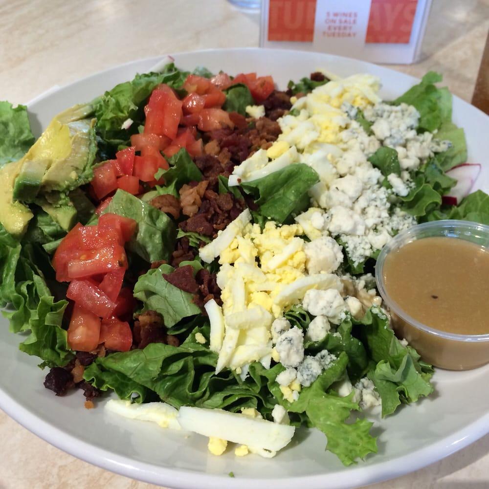 Martinu002639;s Salad a classic Cobb salad. My favorite.  Yelp