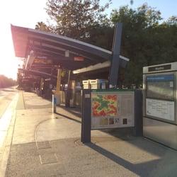 Woodley Orange Line Station Public Transport 6380