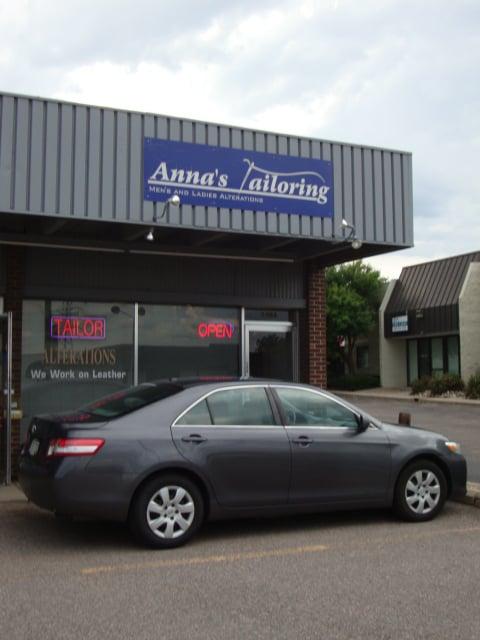 Anna's Tailoring: 4383 S Federal Blvd, Denver, CO