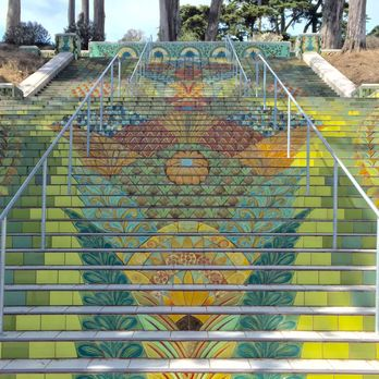 Photo Of Lincoln Park Steps San Francisco Ca United States Close Up