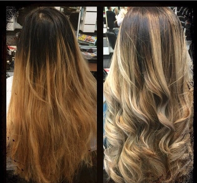 Mei Fixed My Brassy Blonde Hair Into A Beautiful Ash