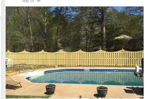 Integrity Fence: 103 Windover Dr, Clanton, AL