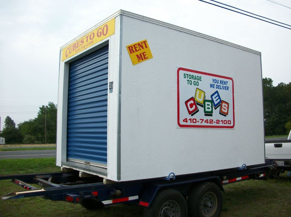 Portable Storage Units Salisbury Md | Dandk Organizer