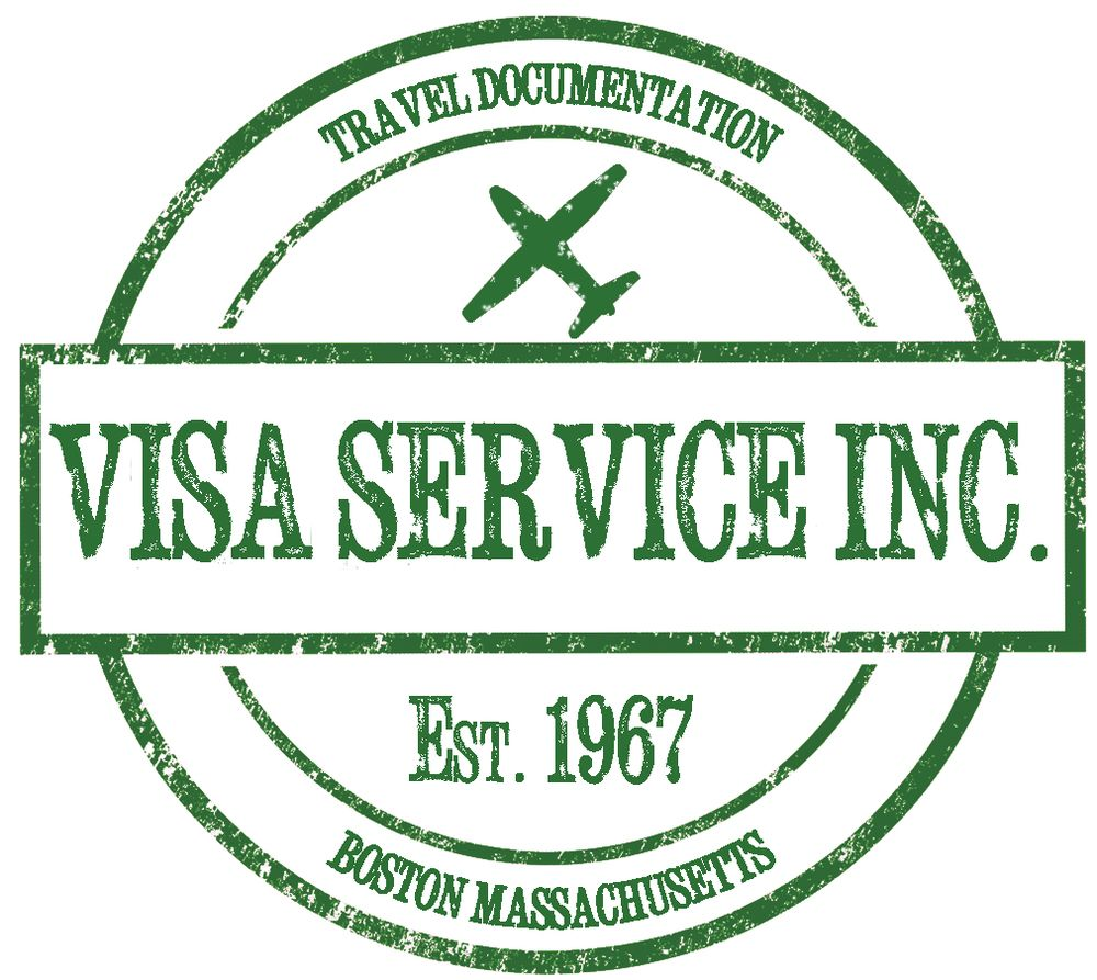 Visa Service: 535 Boylston St, Boston, MA