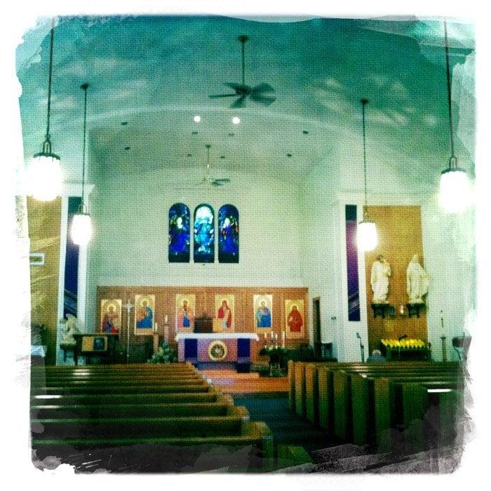 Assumption Church: 30 Lockwood St, Geneva, OH
