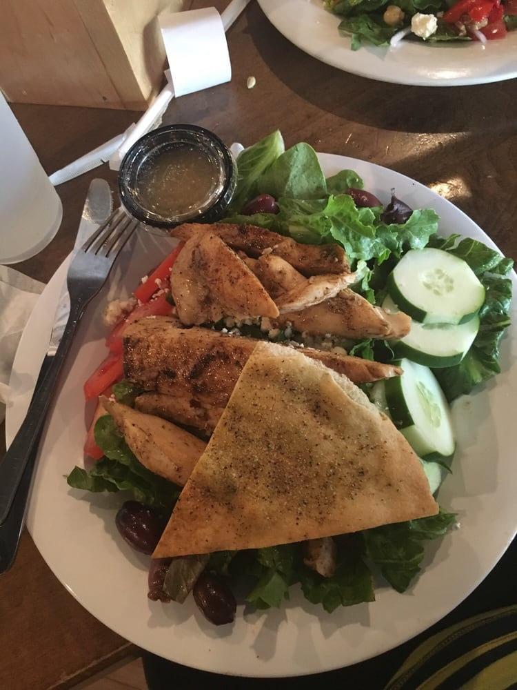 Taziki S Mediterranean Cafe Charleston Sc