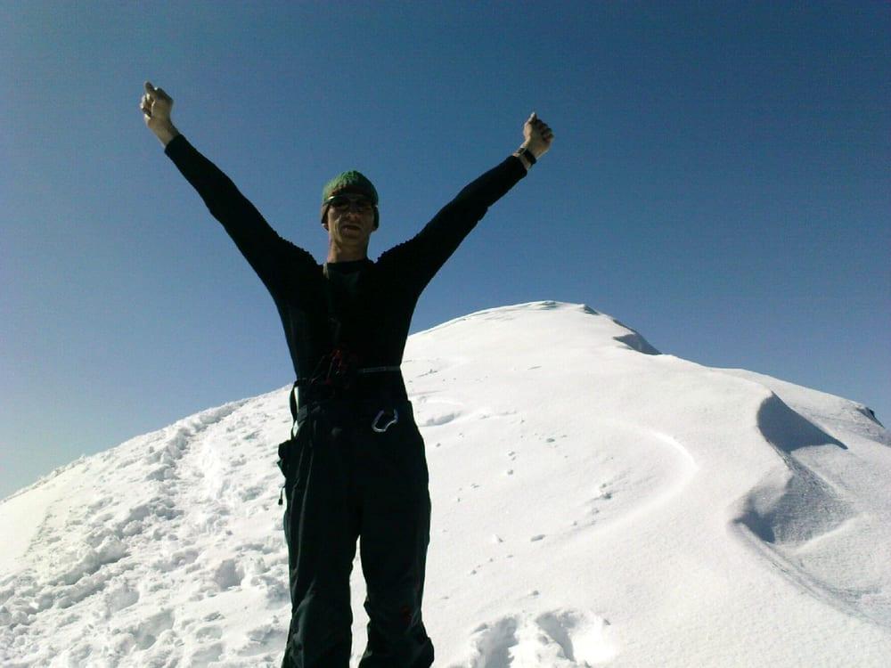 Klettersteig Near Munich : Ferrata klettersteig alpspitze rock climbing garmisch