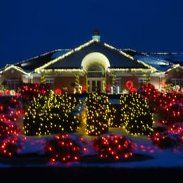 Photo of Deck-Hanneman Funeral Homes - Bowling Green OH United States. 2013 Christmas lights & Deck-Hanneman Funeral Homes - Funeral Services u0026 Cemeteries - 1460 ... azcodes.com