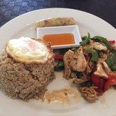 Siam cabin closed 234 photos 290 reviews thai for Fish dish sherman oaks