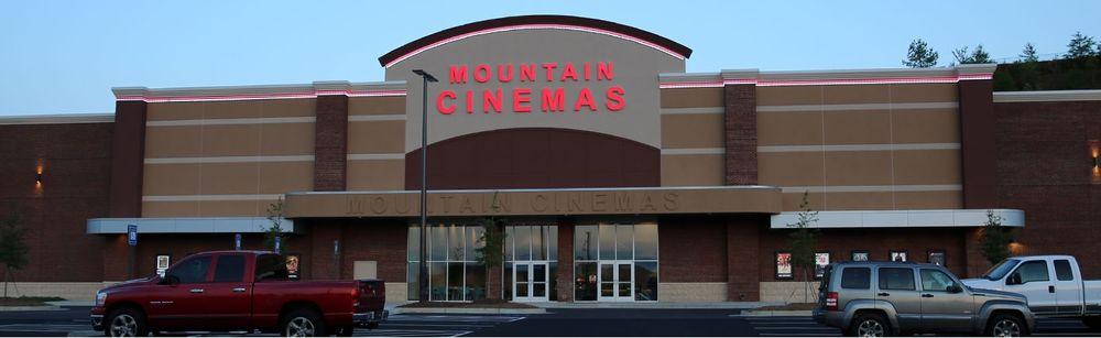 Mountain Cinemas: 312 Highland Crossing, Ellijay, GA