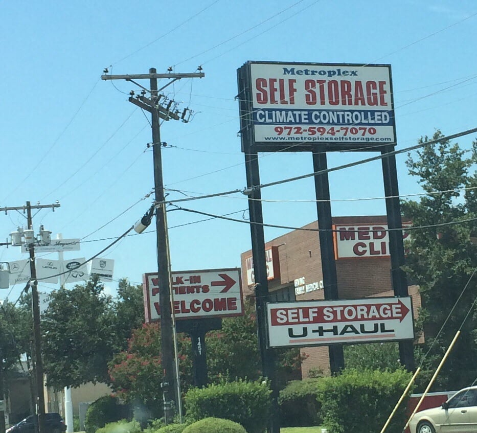Metroplex Self Storage   CLOSED   Truck Rental   1509 W Airport Fwy, Irving,  TX   Phone Number   Yelp