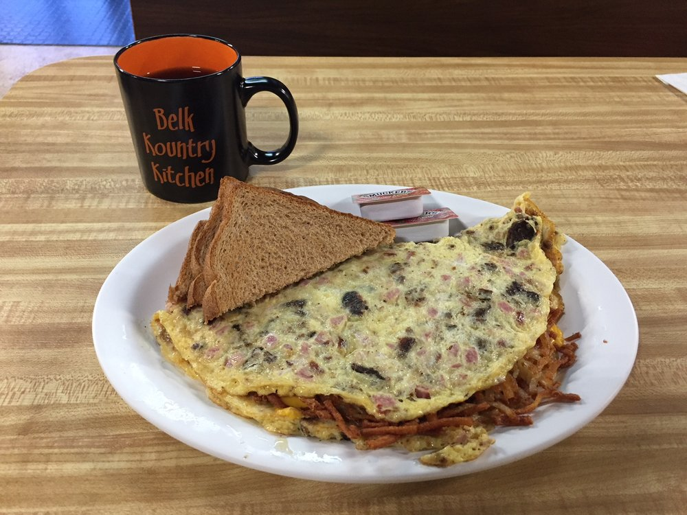 Belk Kountry Kitchen: 6885 Hwy 96 W, Belk, AL
