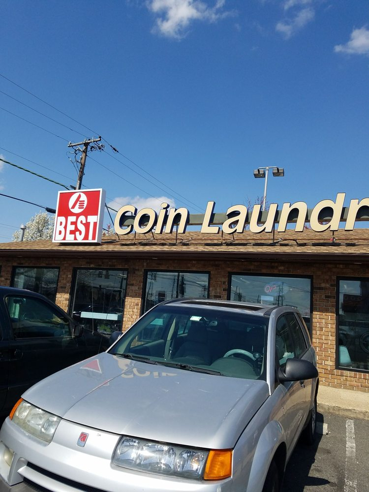 Best Coin Laundromat: 4402 St Barnabas Rd, Temple Hills, MD