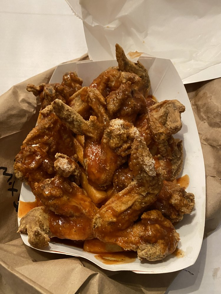 Chicagos Chicken Shack - Broadview: 1825 Roosevelt Rd, Broadview, IL