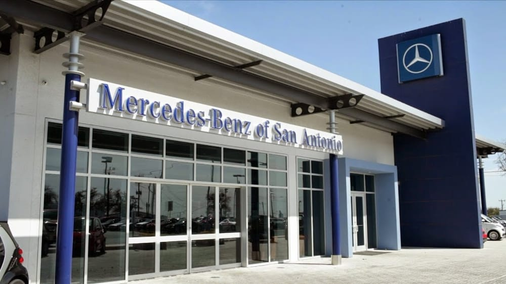 Mercedes benz of san antonio 14 photos 47 reviews for Mercedes benz dealership phone number