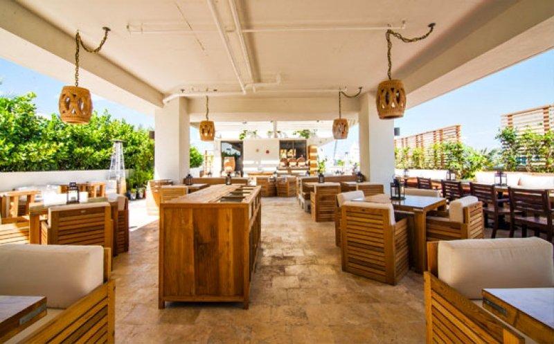 Photo Of Cibo Wine Bar South Beach Miami Fl United States Rooftop