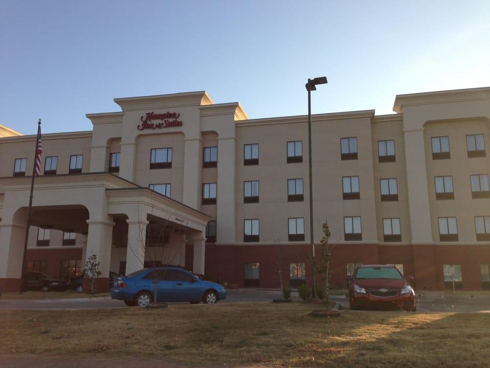 Hampton Inn & Suites Woodward: 2814 Williams Ave, Woodward, OK