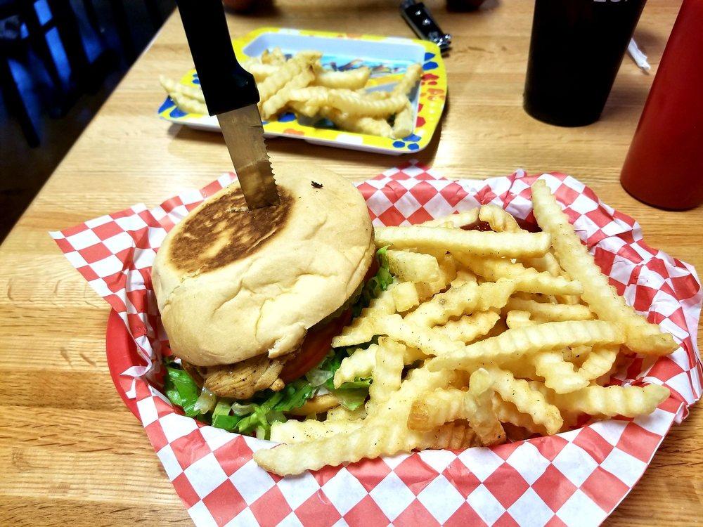 Big Rob's Burgers: 130 Kirkham Cir, Kyle, TX