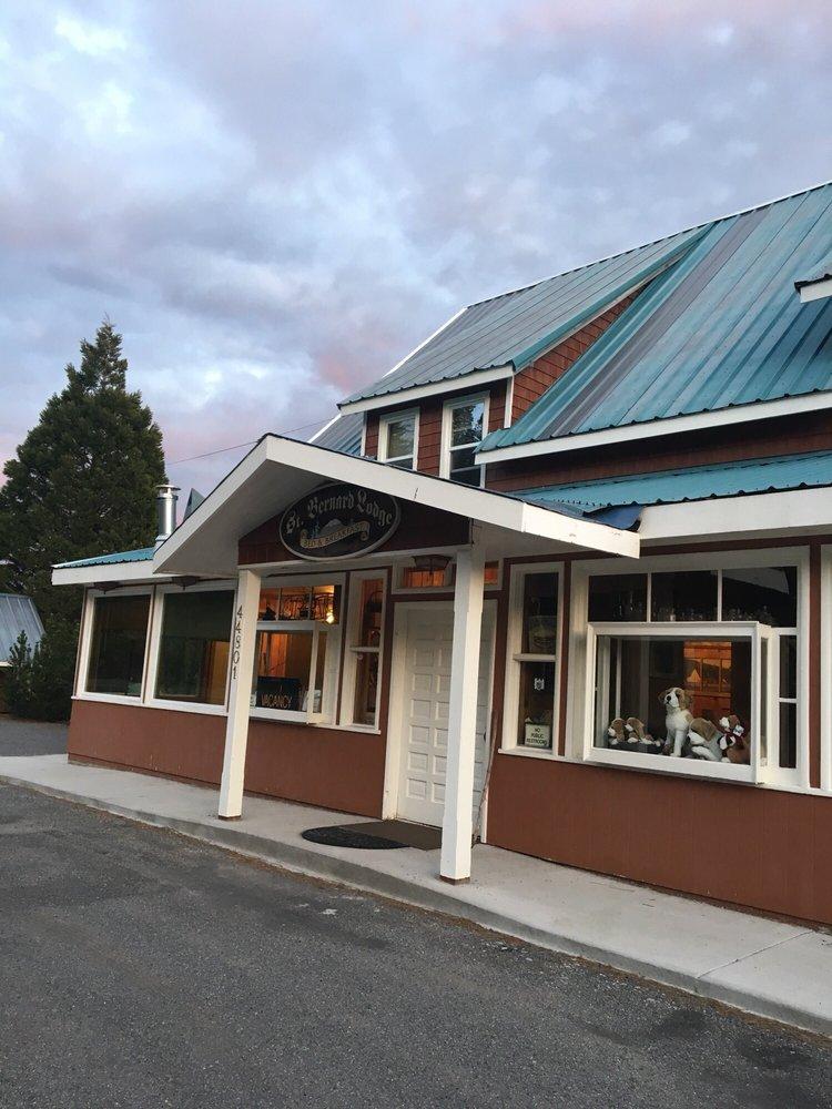 St Bernard Lodge: 44801 Hwy 36 E, Mill Creek, CA