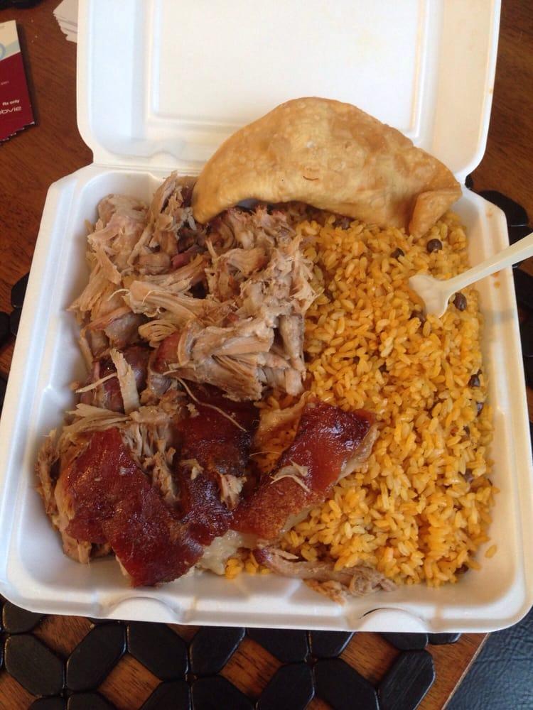 El Rincon Boricua Restaurant: 216 Lyman St, Holyoke, MA