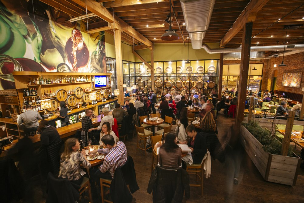 City Winery: 1200 W Randolph St, Chicago, IL
