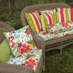 Photo Of Creative Home U0026 Floral   Concord, NC, United States. Outdoor  Cushions