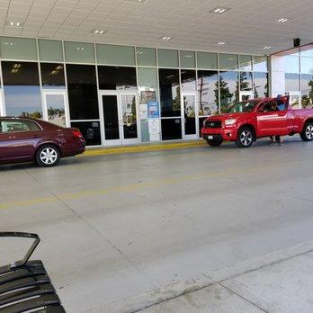 Photo Of Northridge Toyota Ca United States Service Drop Off