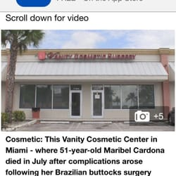 Good Photo Of Vanity Cosmetic Surgery   Miami, FL, United States