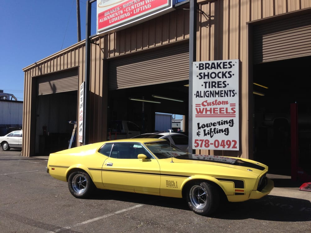 yes we service all types of cars trucks. muscle cars included ...