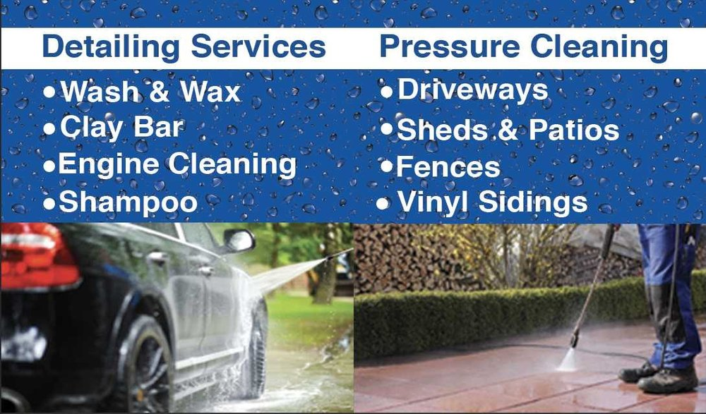 Photo Of Mad Wash Mobile Detailing And Pressure Cleaning Hollywood Fl United States