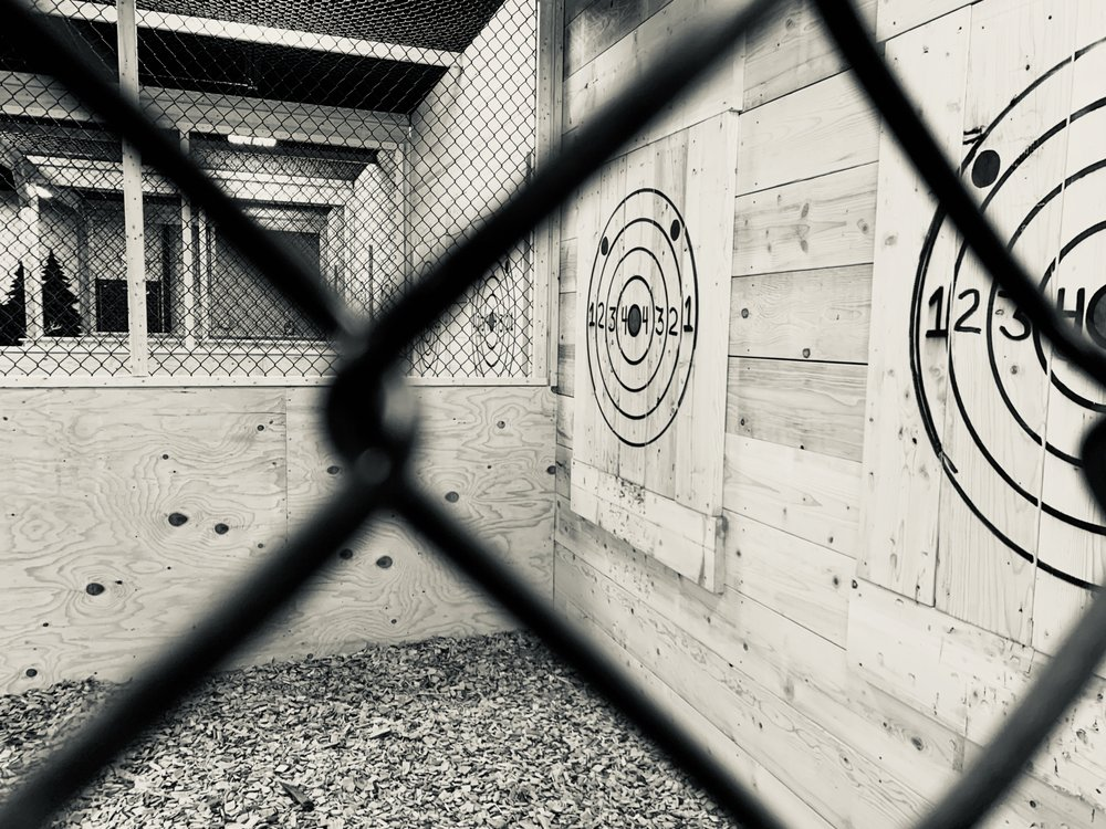 Northern Axeposure Axe Throwing: 1170 Dekalb Ave, Sycamore, IL
