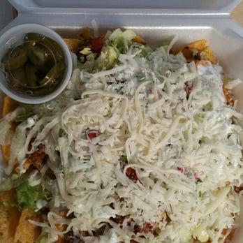 Authentic Mexican Food Winston Salem