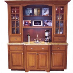Ordinaire Photo Of Coralite Woodworks   Newtown, CT, United States. Cherry Bar Cabinet