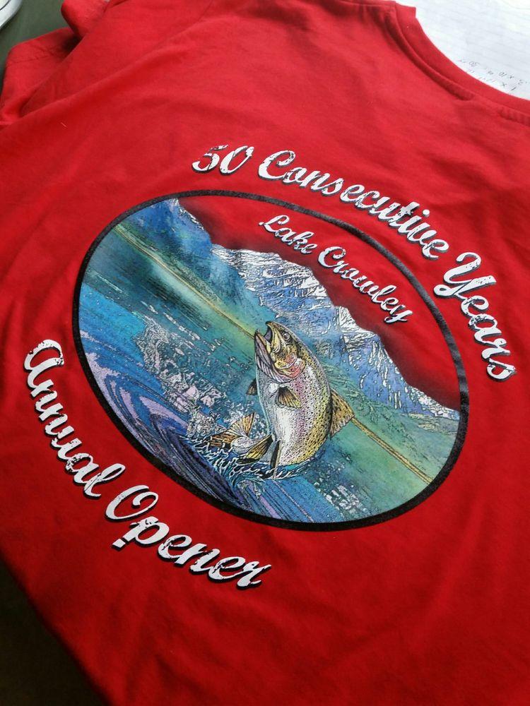 Hidden Treasures T-Shirt: 16445 Franklin Rd, Fort Bragg, CA