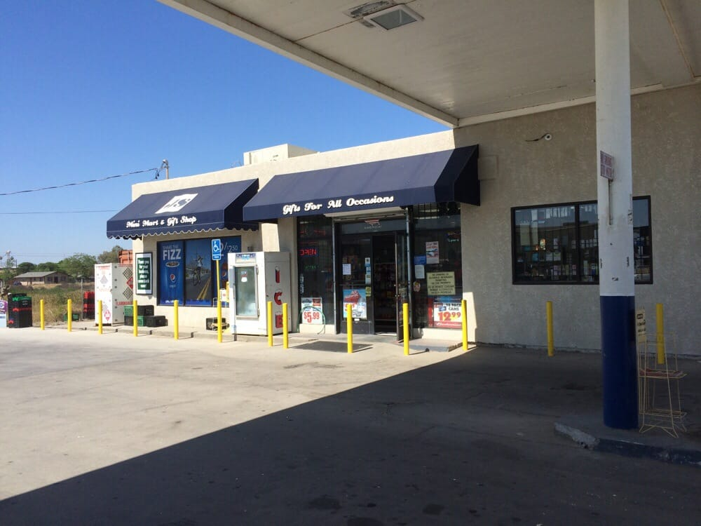 J's Mini Mart Gas & Gift Shop: 556 Whitley Ave, Corcoran, CA