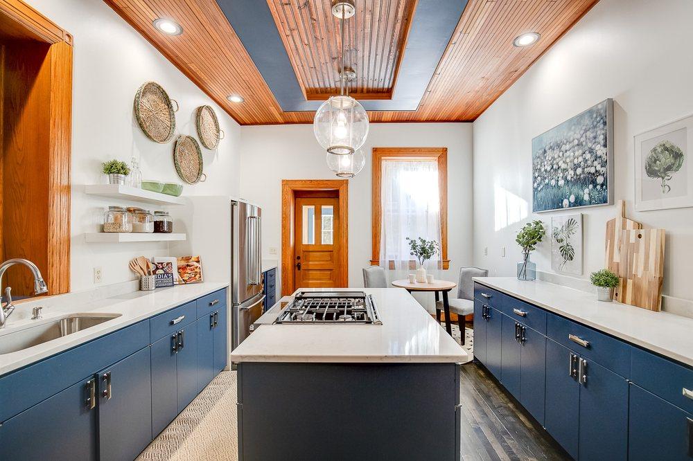 Birchwood Blue Homes - Edina Realty