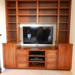 Photo Of Closets Plus   Kirkland, WA, United States. Custom Living Room  Cabinet