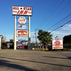 Photo Of All Star Inn Bunkie La United States Good Sign Makes