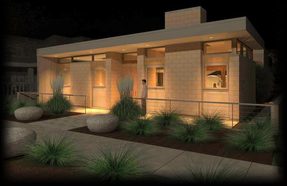 Modern green home denver boulder colorado yelp for Modern houses denver