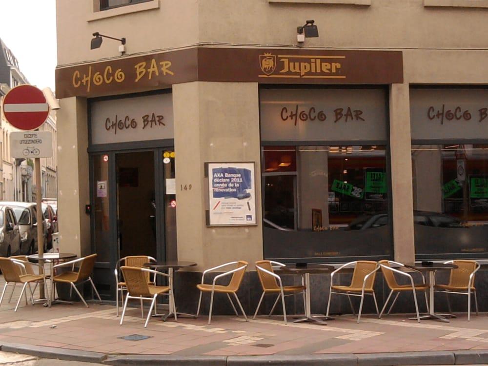 Choco bar brasseries chaussee d 39 ixelles 149 matonge - Garage chaussee de bruxelles dampremy ...