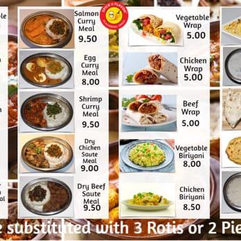 Indian Fast Food San Jose